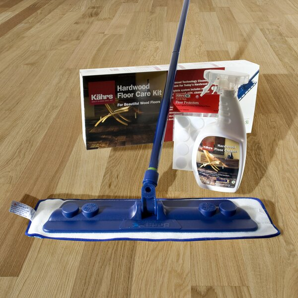 Wood Floor Care Kit by Kahrs
