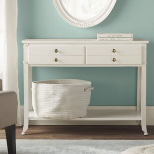 Best Reviews Round Hill Console Table ByBeachcrest Home