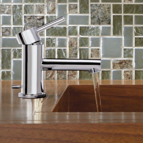 Align Single Hole Bathroom Faucet with Drain Assembly by Moen