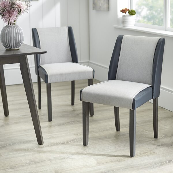Beckley Upholstered Dining Chair (Set of 2) by George Oliver