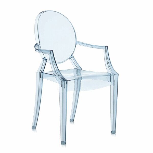 Lou Lou Ghost Kids Chair by Kartell