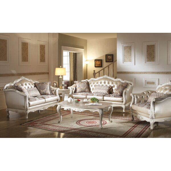 Wensley Configurable Living Room Set by Astoria Grand