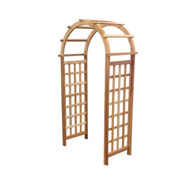 Phat Tommy Glendale Wood Arbor by Buyers Choice