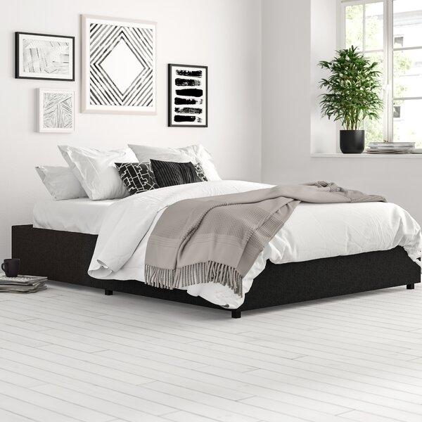 Charlestown Upholstered Storage Platform Bed by Zipcode Design