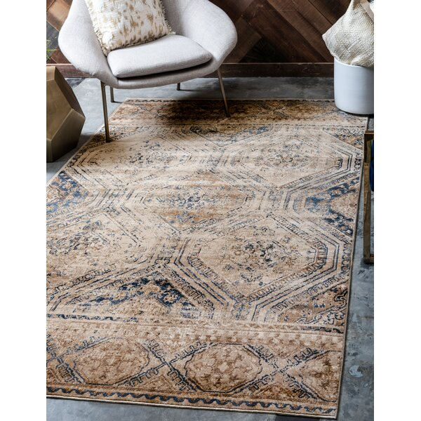 Abbeville Beige Area Rug by Laurel Foundry Modern