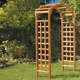 Garden Wood Arbor