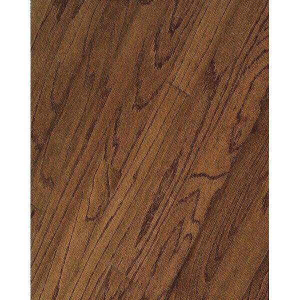 Springdale 3 Engineered Oak Hardwood Flooring in Saddle by Bruce Flooring