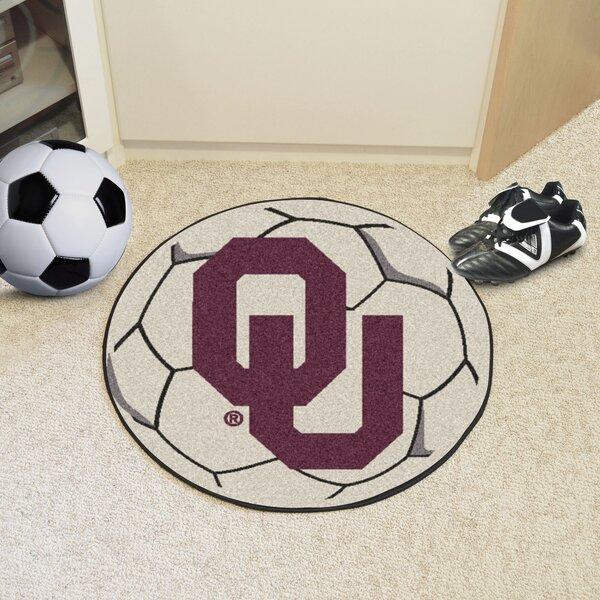 NCAA University of Oklahoma Soccer Ball by FANMATS