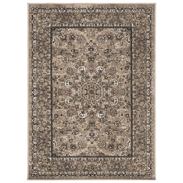 Carolus Beige Area Rug by Darby Home Co