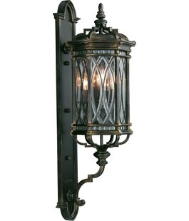 Reviews Warwickshire Outdoor Sconce By Fine Art Lamps