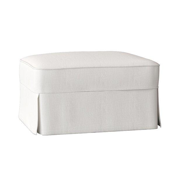 Felicity Ottoman by Wayfair Custom Upholstery™