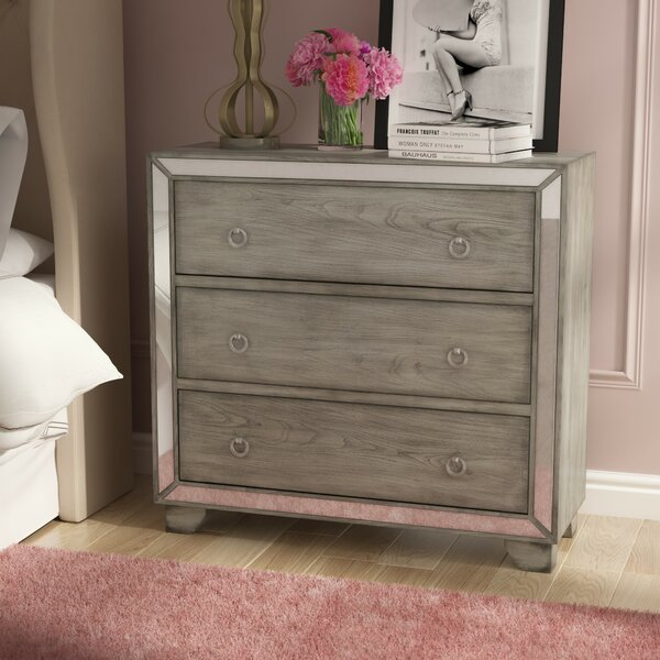 Huette 3 Drawer Accent Chest by Willa Arlo Interiors Willa Arlo Interiors
