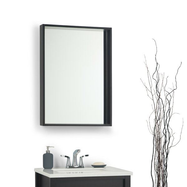 Russo Bathroom/Vanity Mirror by Simpli Home