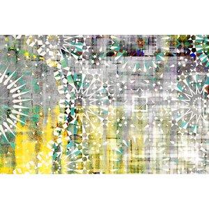 'Agadir' by Parvez Taj Painting Print on Wrapped Canvas by Mistana