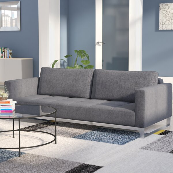 Excellent Reviews Abha Sofa Bed by Orren Ellis by Orren Ellis