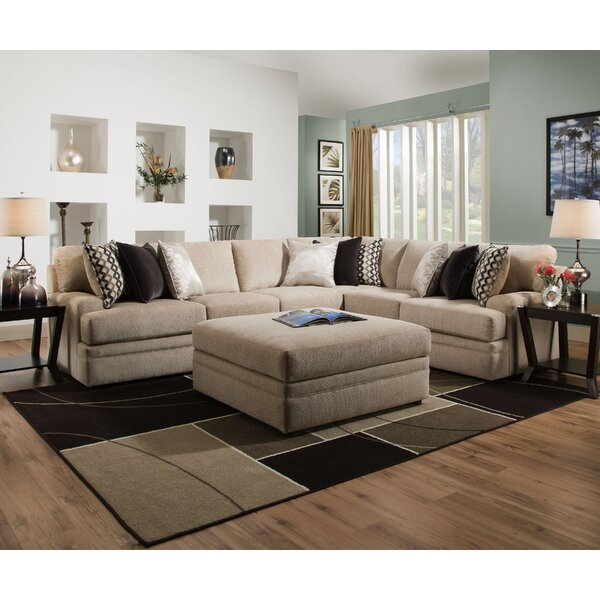 Palmetto Simmons Upholstery Sectional by Latitude
