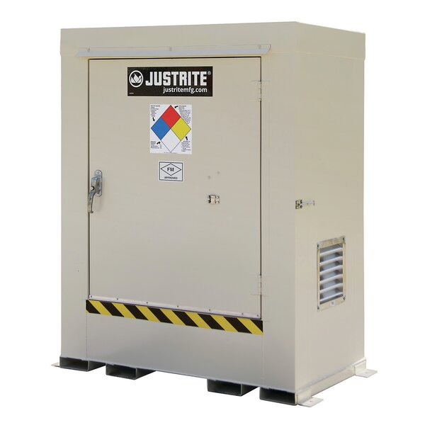 1 Tier 1 Wide Commercial Locker by Justrite| @ $6,678.00