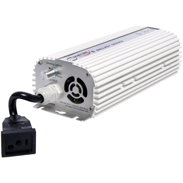 Quantum 400W Dimmable Ballast by Hydrofarm