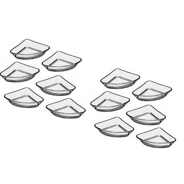 Triangular Platter (Set of 12) by Linen Depot Direct