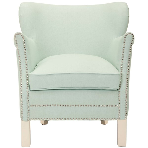 Amanda Robins Wingback Chair by Safavieh