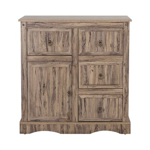 Online Reviews Brents 4 Drawer 1 Door Accent Cabinet ByLoon Peak