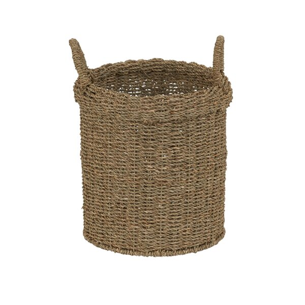 Sea Grass Wicker Basket by Bay Isle Home