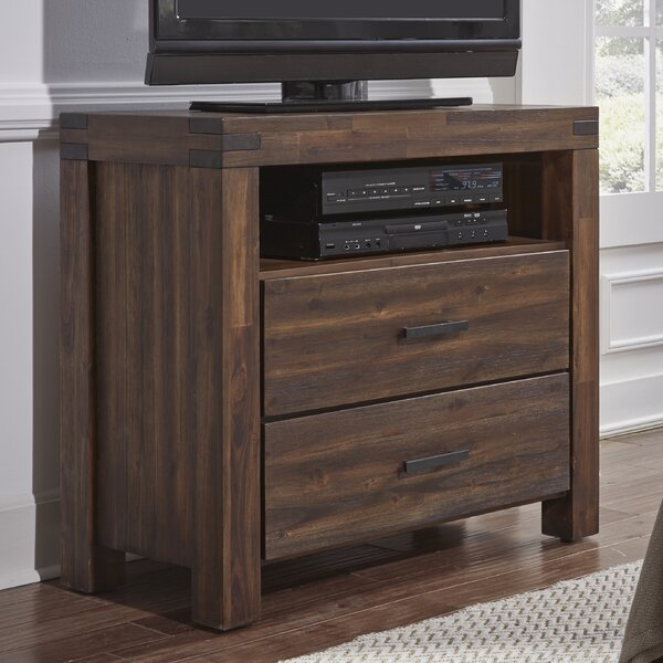 Palo Alto 2 Drawer Media Chest by Loon Peak