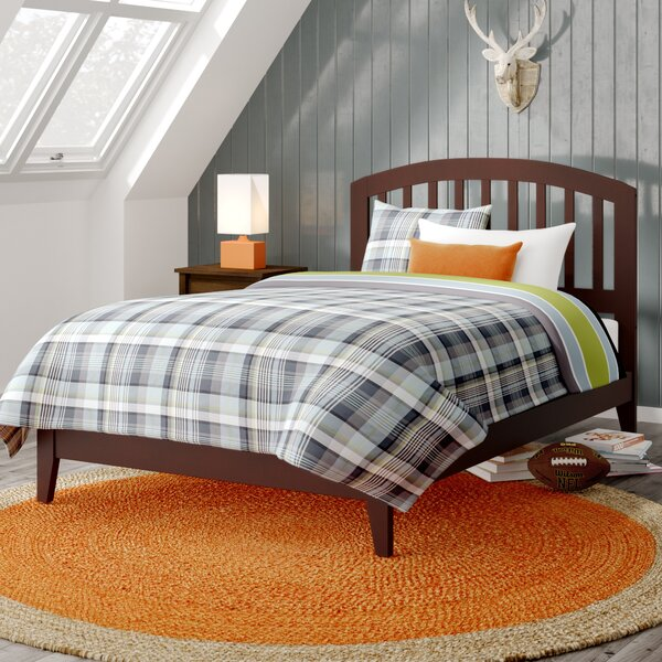 Darrel Panel Bed by Viv + Rae