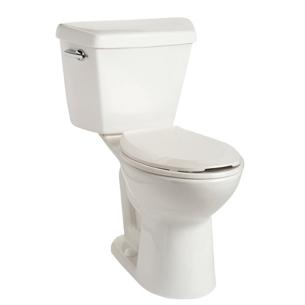 Denali SmartHeight 1.6 GPF Elongated Two-Piece Toilet by Mansfield Plumbing Products
