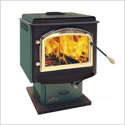 Deluxe Direct Vent Wood Stove By Napoleon