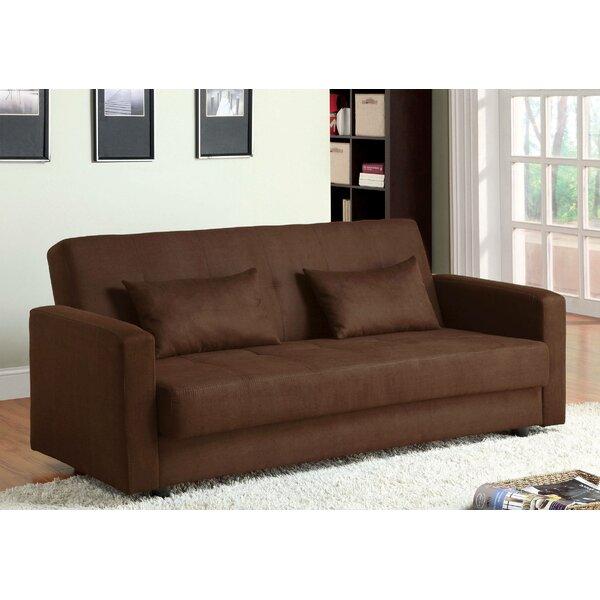 Review Hickox Convertible Sofa