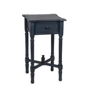 Pratt 1 Drawer End Table b..