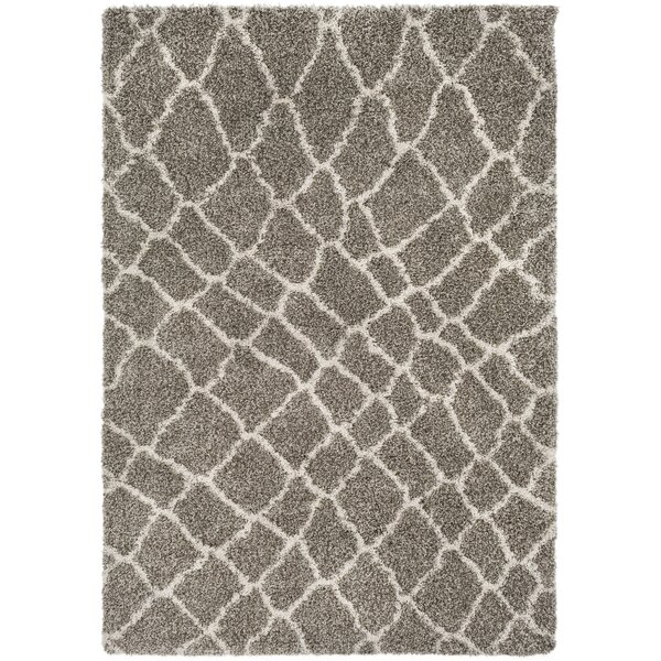 Dileo Taupe/Brown Area Rug by Williston Forge