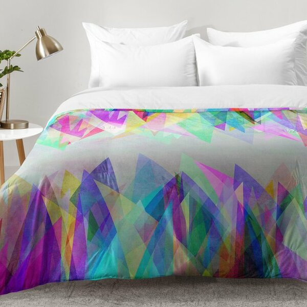 Graphic X Comforter Set
