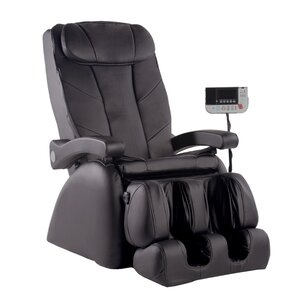 ME-1 Montage Elite Reclining Heated Massage Chair by Omega Massage