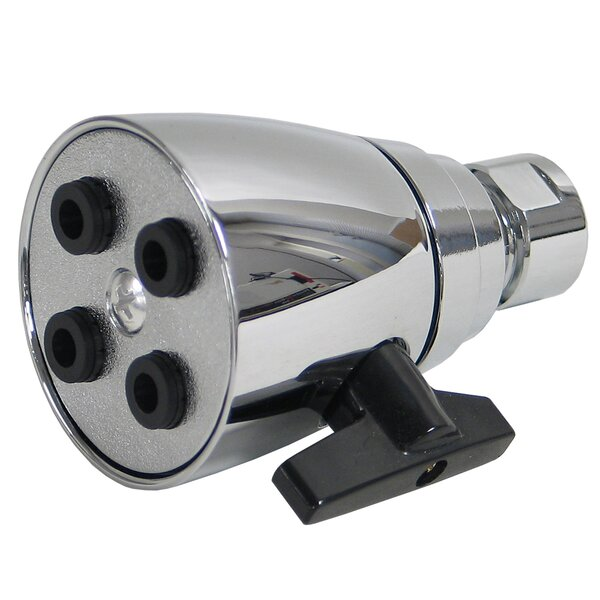 Full Adjustable Shower Head by Rainflurry Rainflurry