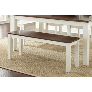 Dauberville Bench by Darby Home Co