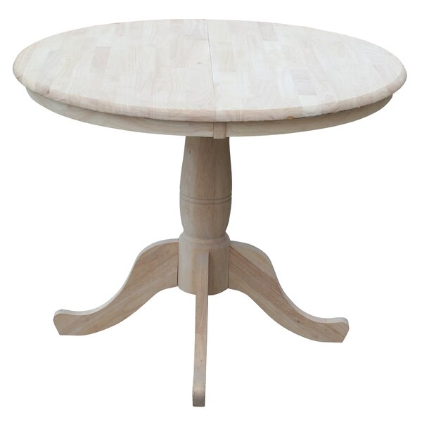 Unfinished Dining Tables You Ll Love In 2019 Wayfair