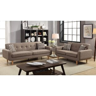 Waltman 2 Piece Living Room Set by George Oliver