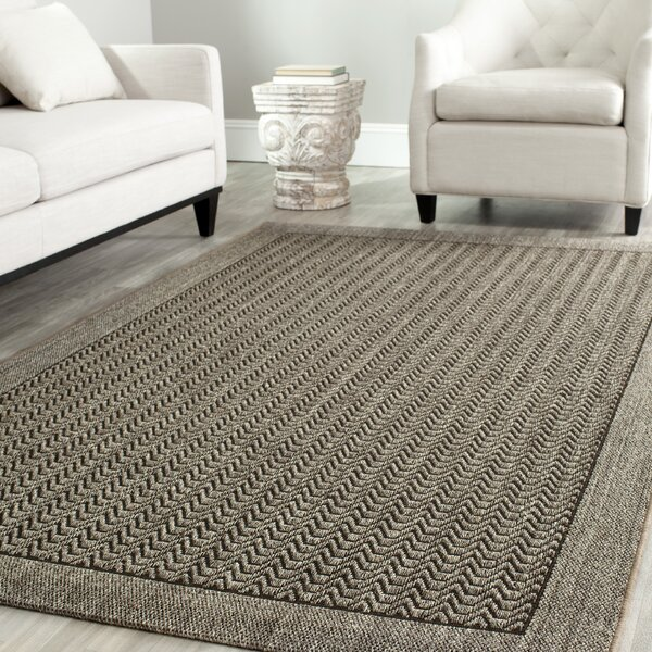 Rodanthe Silver Area Rug by Bay Isle Home