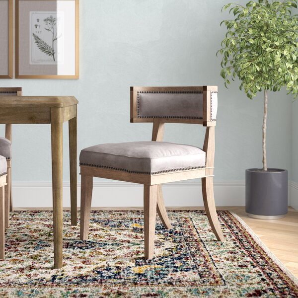 Mangan Upholstered Dining Chair By George Oliver