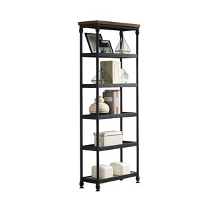 Hogans Etagere Bookcase Williston Forge