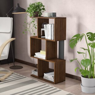 Benedick Geometric Bookcase