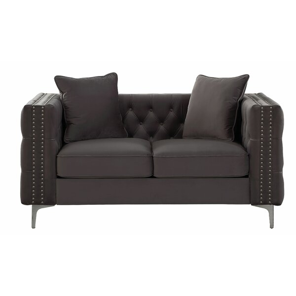Garza Loveseat by Everly Quinn