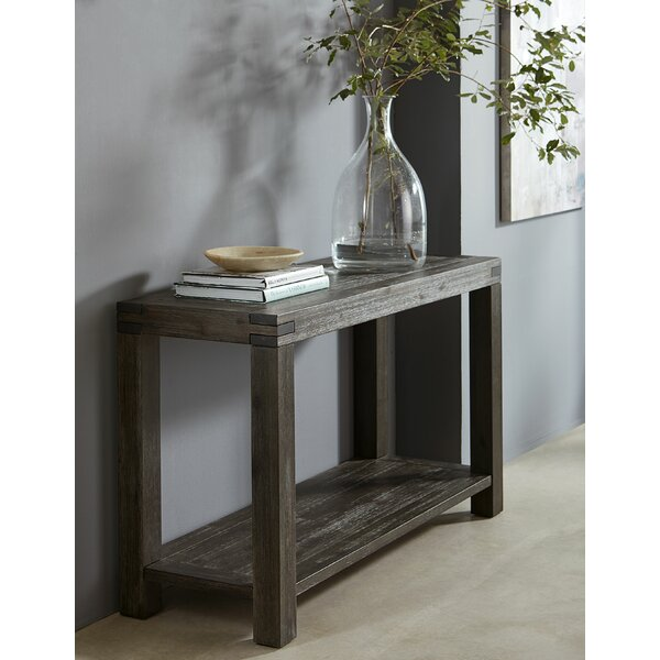 Palo Alto 52'' Solid Wood Console Table By Loon Peak