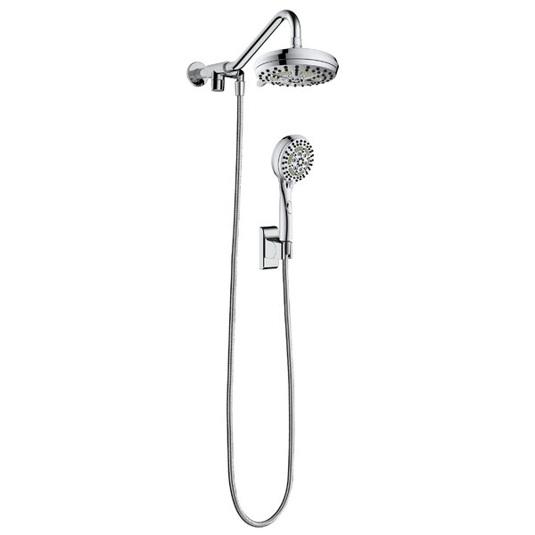 Oasis Rain Dual Shower Head by Pulse Showerspas Pulse Showerspas