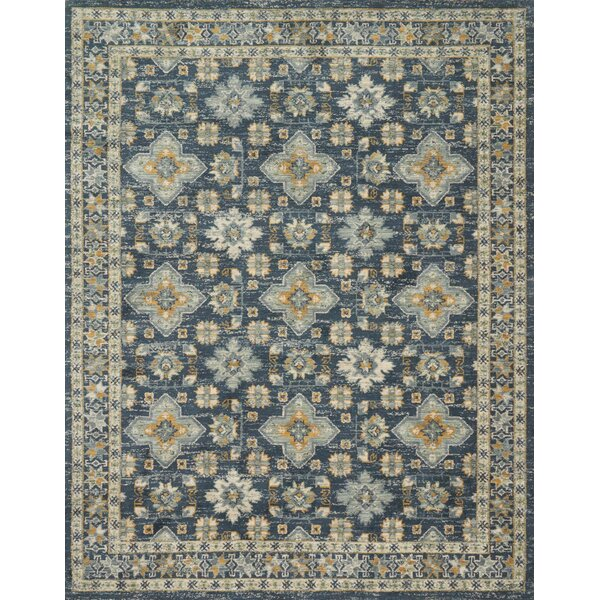 Durfee Blue Area Rug by Darby Home Co