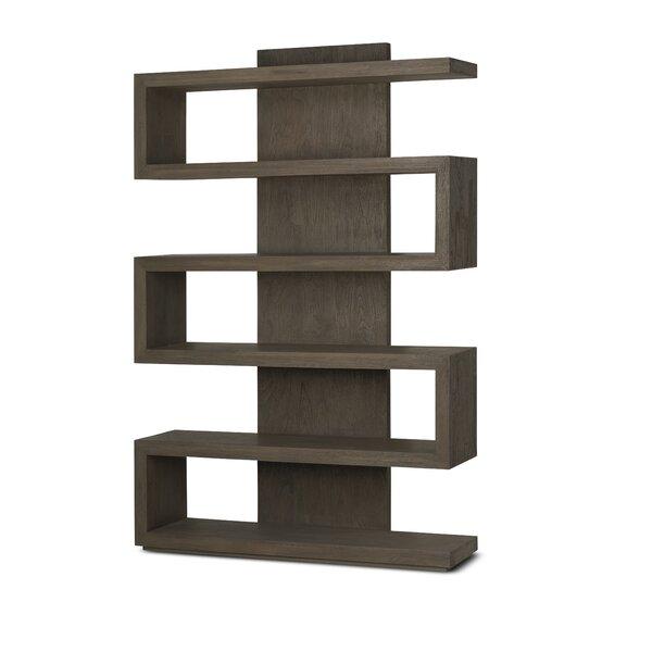 Rentas Geometric Bookcase by Brayden Studio