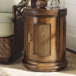 Bali Hai End Table With Storage� by Tommy Bahama Home