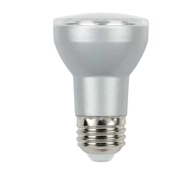 6W E26 Dimmable LED Spotlight Light Bulb (Set of 6) by Westinghouse Lighting